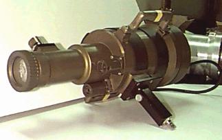 SCUBA-FRR Fluorometer